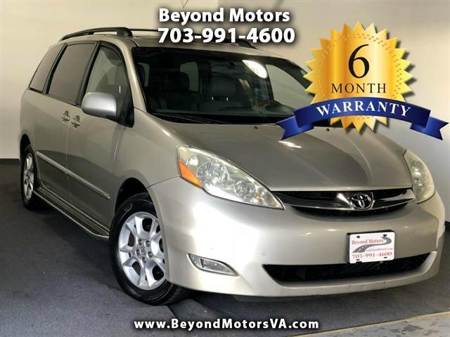2006 Toyota Sienna Limited
