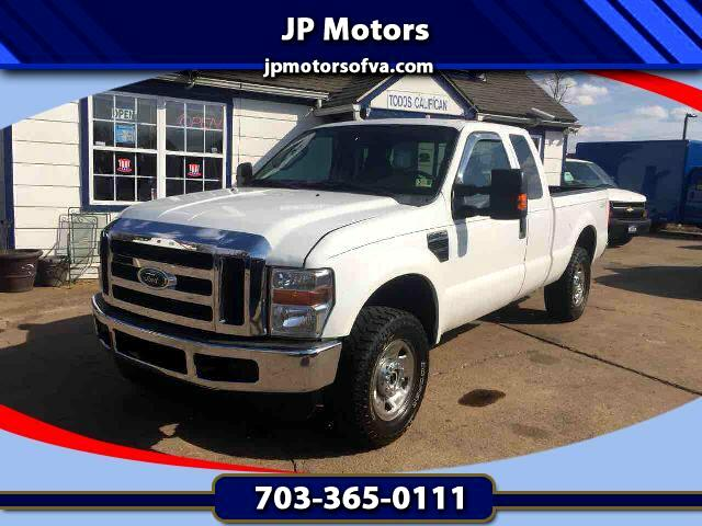 2009 Ford F-250 FX4 SuperCab 4WD