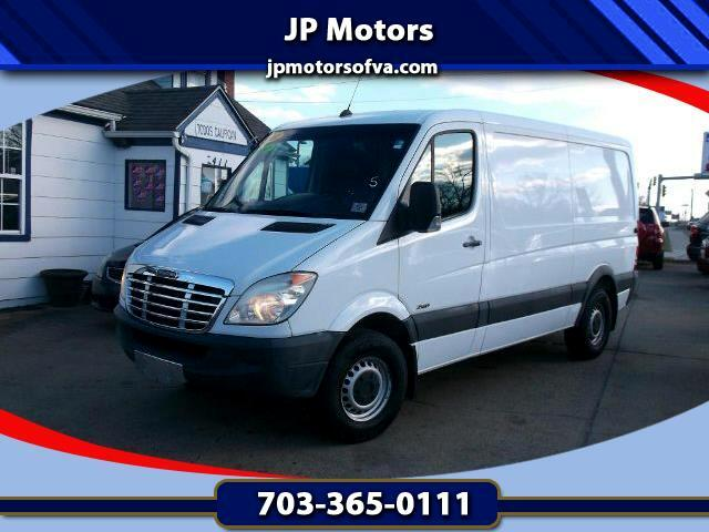 2007 Freightliner Sprinter 2500 144-in. WB