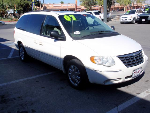 Used Cars in Las Vegas 2007 Chrysler Town and Country