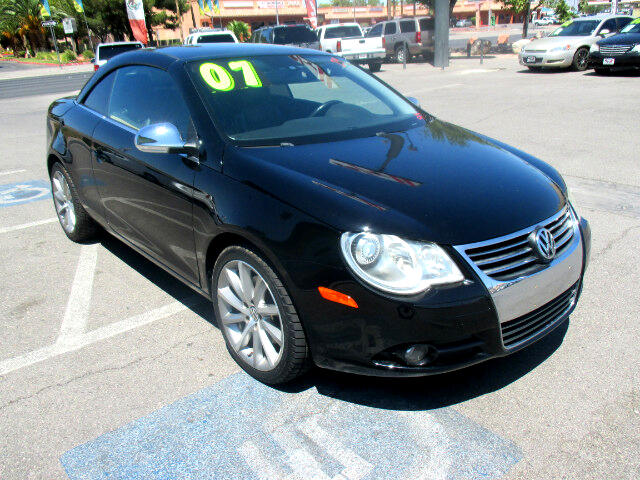 Used Cars in Las Vegas 2007 Volkswagen Eos