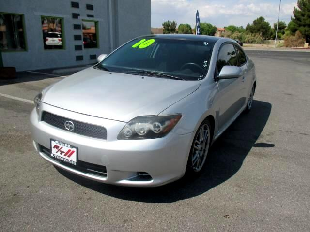 2010 Scion tC Sports Coupe 5-Spd MT