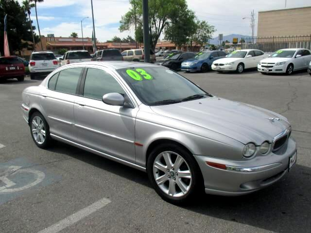 Used Cars in Las Vegas 2003 Jaguar X-Type