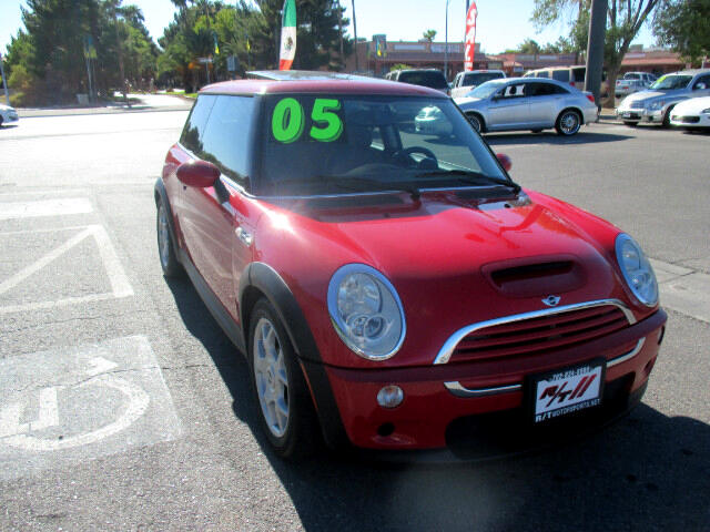 Used Cars in Las Vegas 2005 MINI Cooper