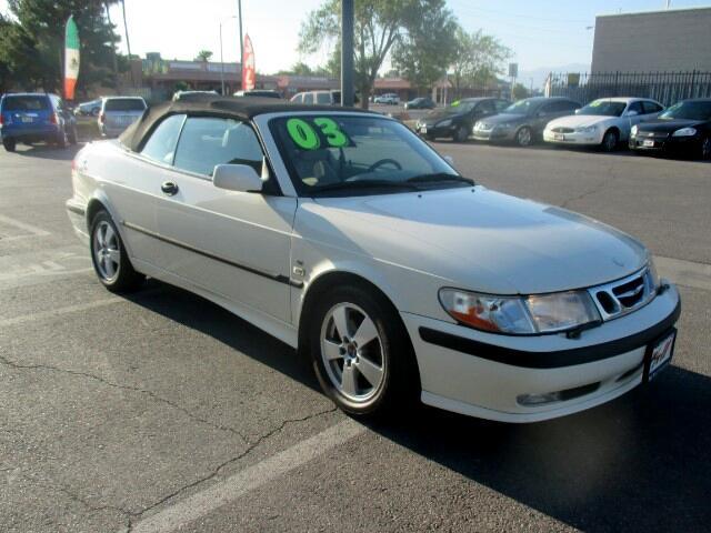 Used Cars in Las Vegas 2003 Saab 9-3