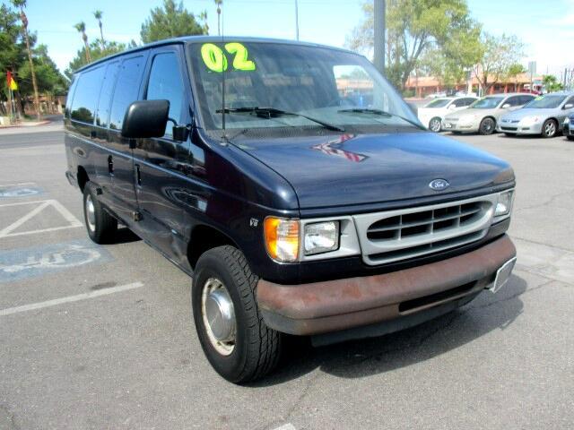 Used Cars in Las Vegas 2002 Ford Econoline