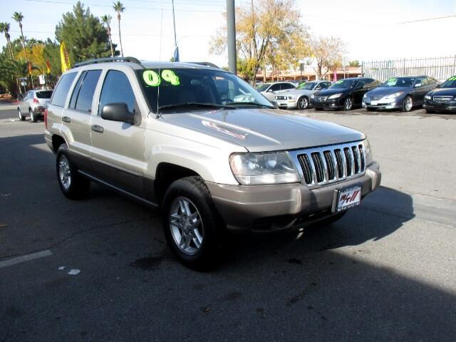 Used Cars in Las Vegas 2004 Jeep Grand Cherokee