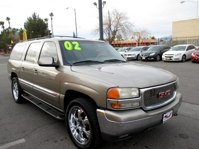 Used Cars in Las Vegas 2002 GMC Yukon XL