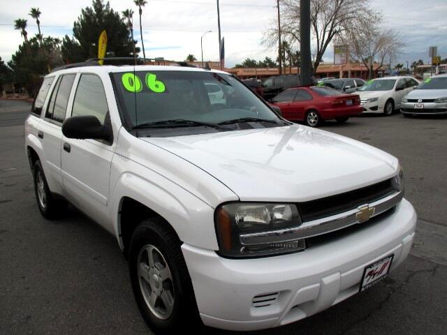 Used Cars in Las Vegas 2006 Chevrolet TrailBlazer