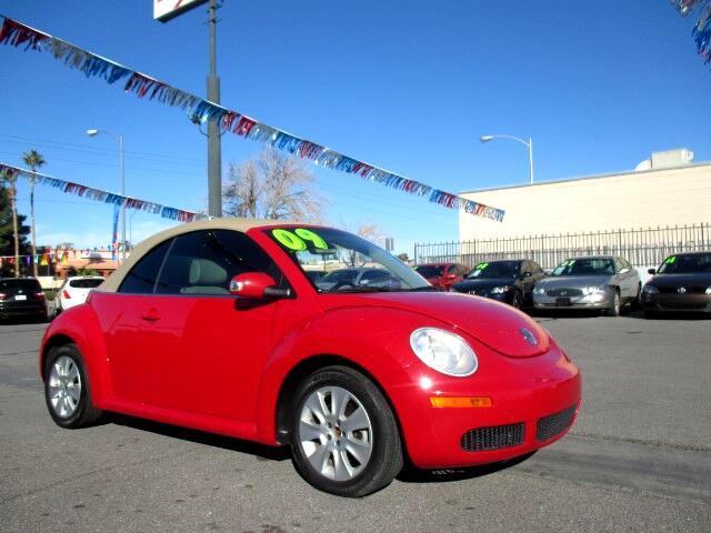Used Cars in Las Vegas 2009 Volkswagen Beetle