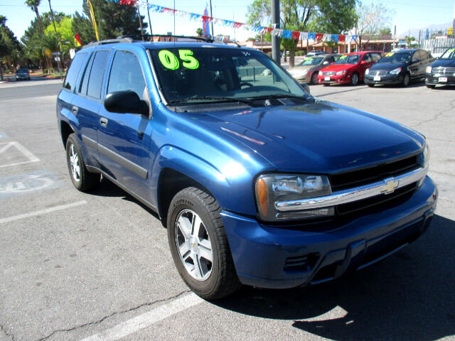 Used Cars in Las Vegas 2005 Chevrolet TrailBlazer