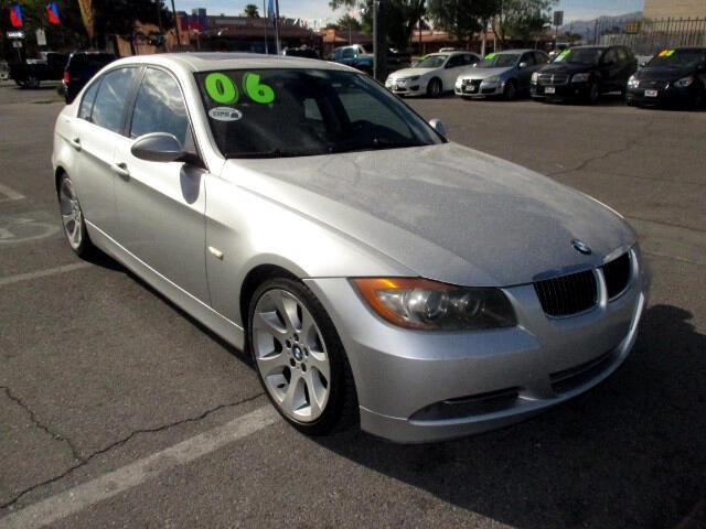 Used Cars in Las Vegas 2006 BMW 3 Series