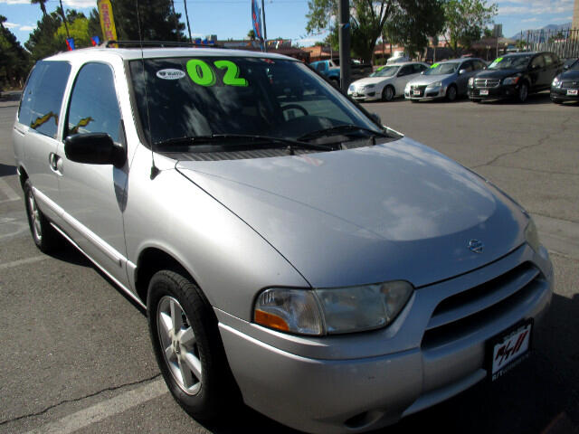 Used Cars in Las Vegas 2002 Nissan Quest