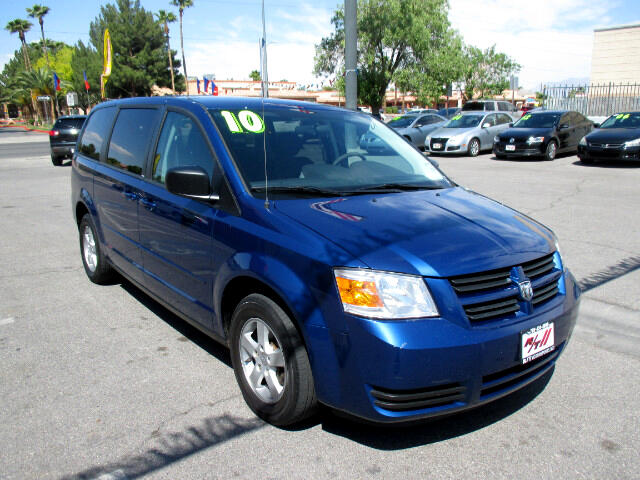 Used Cars in Las Vegas 2010 Dodge Grand Caravan