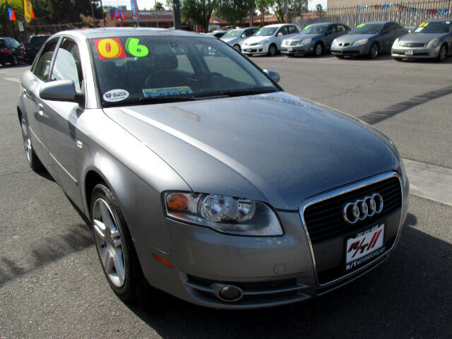Used Cars in Las Vegas 2006 Audi A4