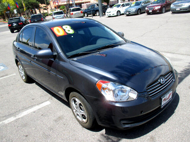 Used Cars in Las Vegas 2008 Hyundai Accent