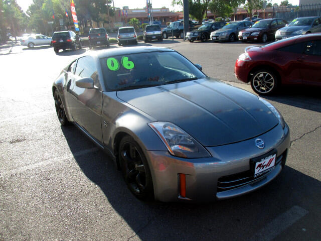 Used Cars in Las Vegas 2006 Nissan 350Z