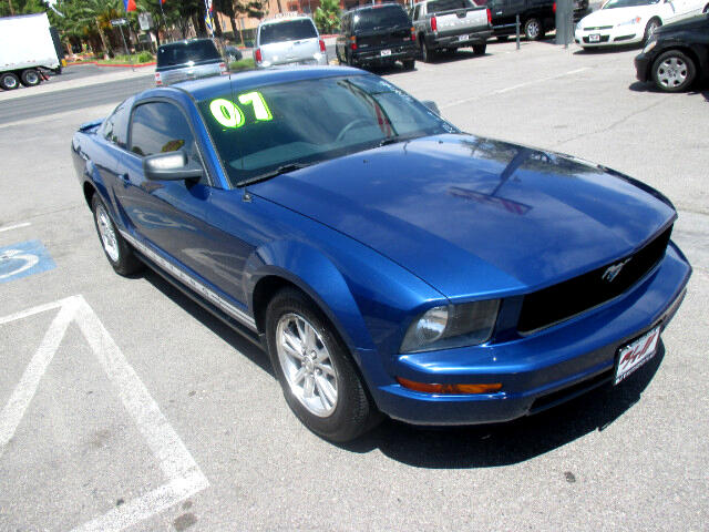 Used Cars in Las Vegas 2007 Ford Mustang