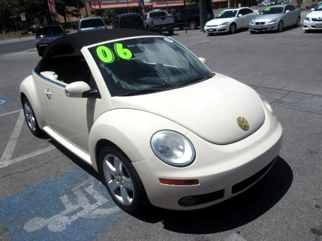 Used Cars in Las Vegas 2006 Volkswagen Beetle