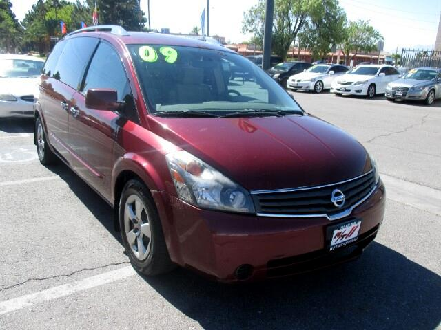 Used Cars in Las Vegas 2009 Nissan Quest