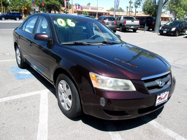 Used Cars in Las Vegas 2006 Hyundai Sonata