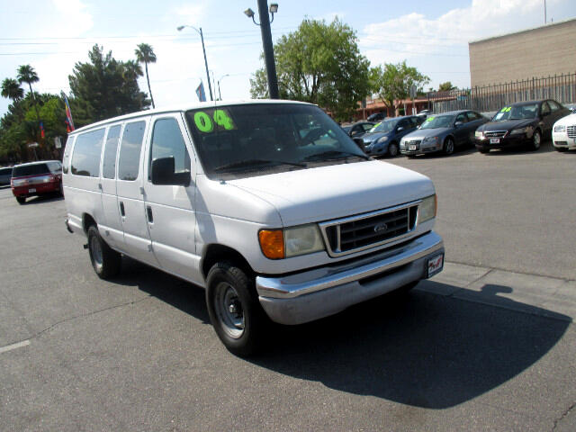 Used Cars in Las Vegas 2004 Ford Econoline