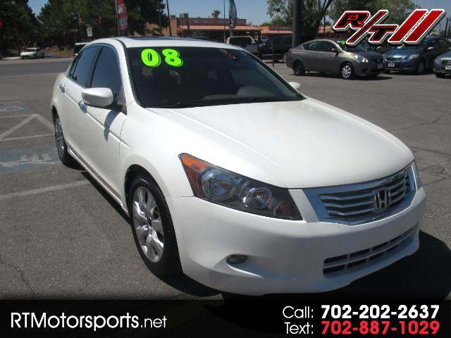 2008 Honda Accord EX Sedan AT