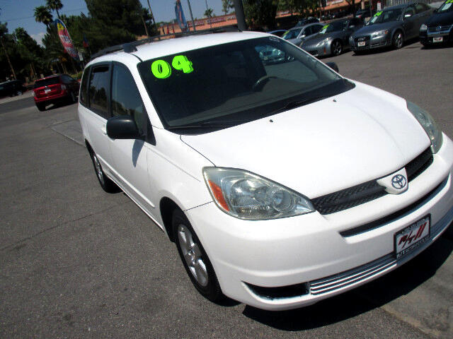 Used Cars in Las Vegas 2004 Toyota Sienna