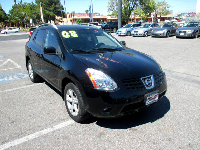 Used Cars in Las Vegas 2008 Nissan Rogue