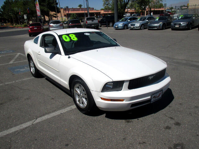 Used Cars in Las Vegas 2008 Ford Mustang