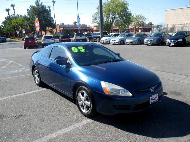 Used Cars in Las Vegas 2005 Honda Accord