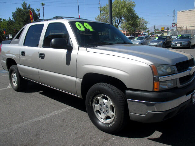 Used Cars in Las Vegas 2004 Chevrolet Avalanche