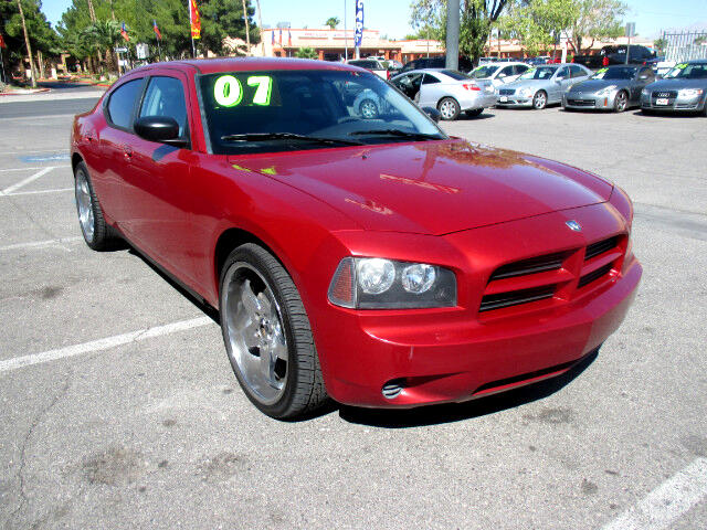 Used Cars in Las Vegas 2007 Dodge Charger