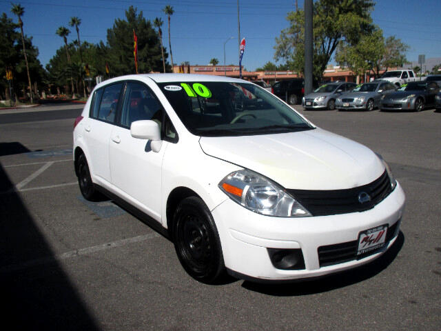 Used Cars in Las Vegas 2010 Nissan Versa