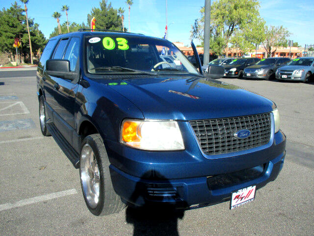 Used Cars in Las Vegas 2003 Ford Expedition