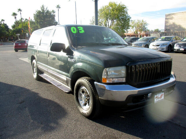 Used Cars in Las Vegas 2003 Ford Excursion