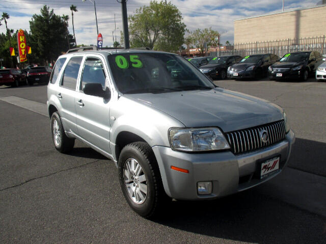 Used Cars in Las Vegas 2005 Mercury Mariner