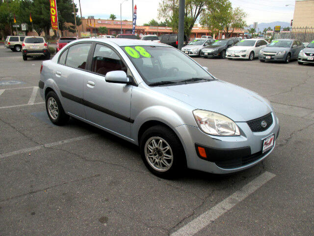 Used Cars in Las Vegas 2008 Kia Rio