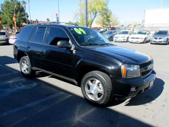 Used Cars in Las Vegas 2009 Chevrolet TrailBlazer