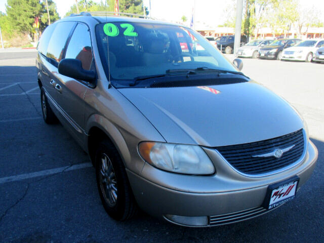 Used Cars in Las Vegas 2002 Chrysler Town and Country