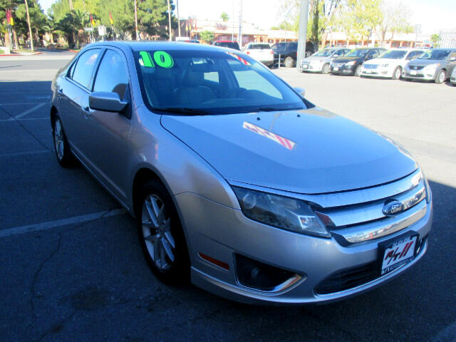 Used Cars in Las Vegas 2010 Ford Fusion