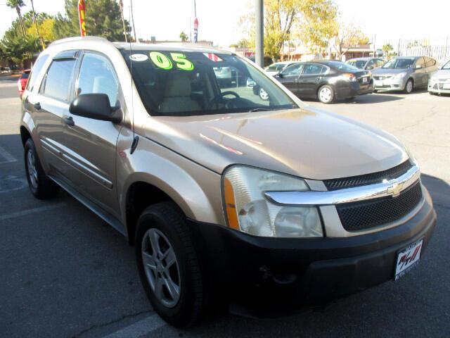 Used Cars in Las Vegas 2005 Chevrolet Equinox