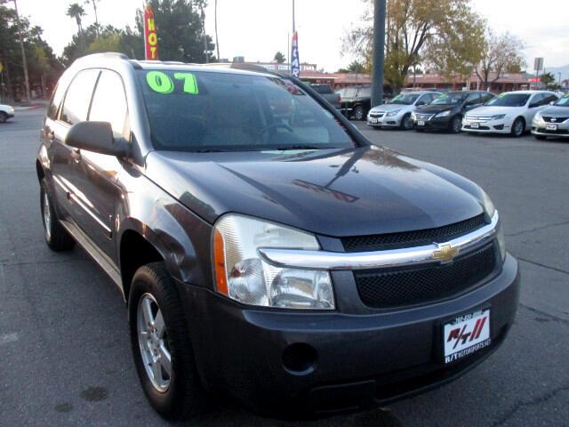 Used Cars in Las Vegas 2007 Chevrolet Equinox