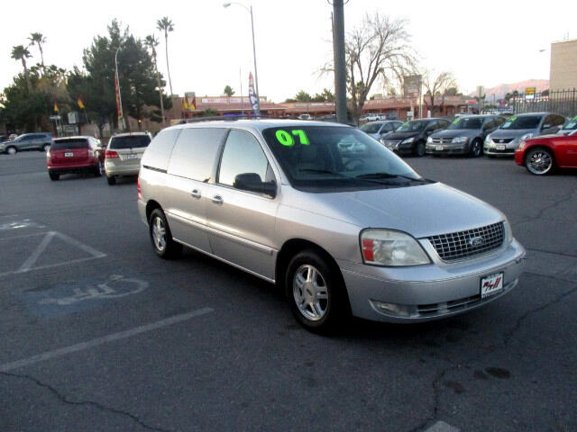 Used Cars in Las Vegas 2007 Ford Freestar