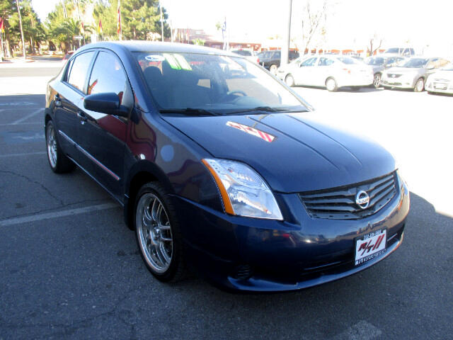 Used Cars in Las Vegas 2011 Nissan Sentra