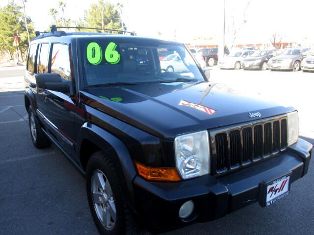 Used Cars in Las Vegas 2006 Jeep Commander