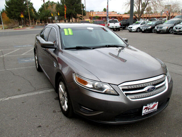 Used Cars in Las Vegas 2011 Ford Taurus