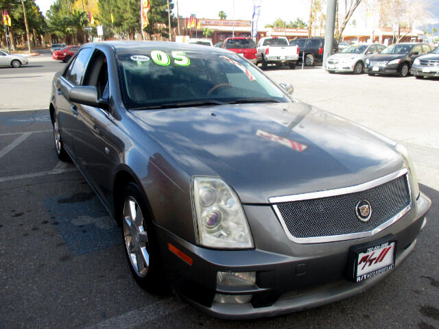 Used Cars in Las Vegas 2005 Cadillac STS