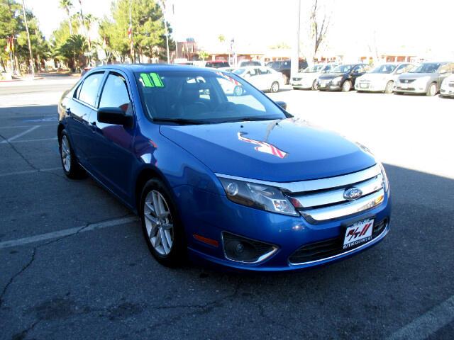 2011 Ford Fusion I4 SEL