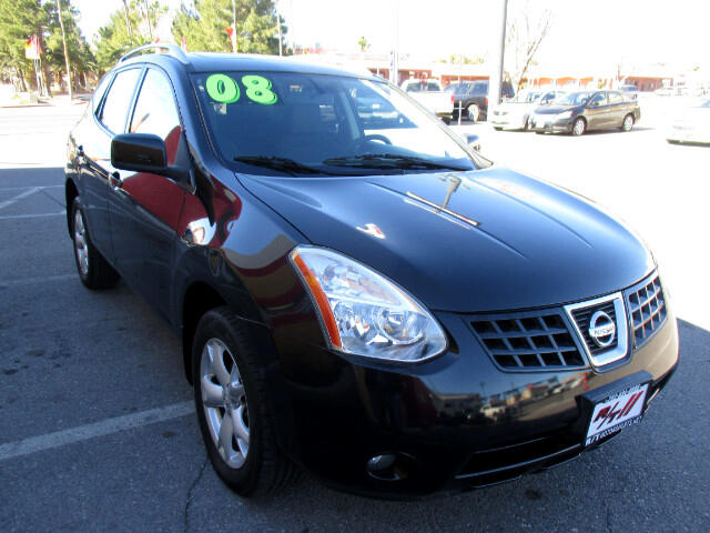 Used Cars in Las Vegas 2008 Nissan Rogue